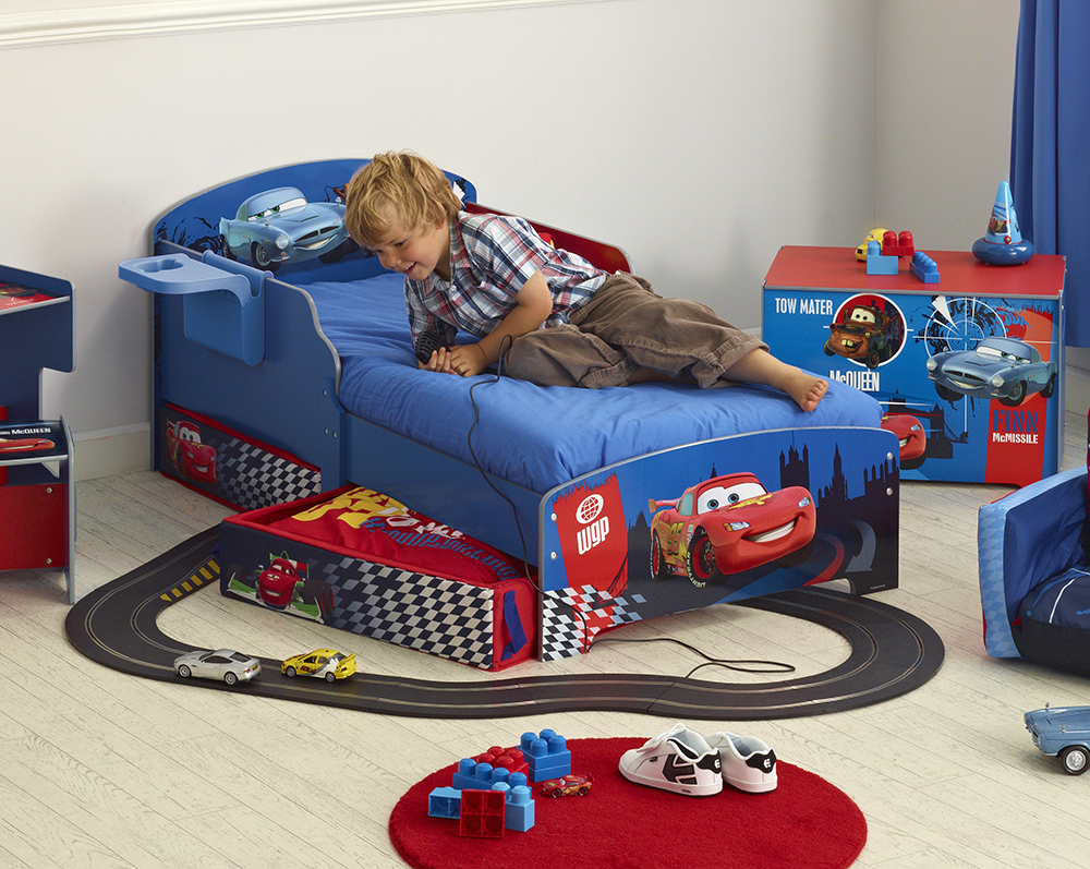 Ambiance Cars 499CAS EPP BED WITH STORAGE LIFESTYLE - OPTION 1 rogné