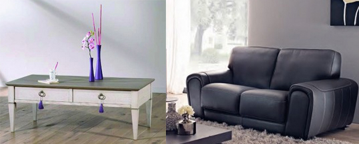 associer vintage et design dans votre maison. Black Bedroom Furniture Sets. Home Design Ideas