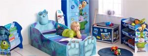 chambre-de-garcons-monstres-bleue