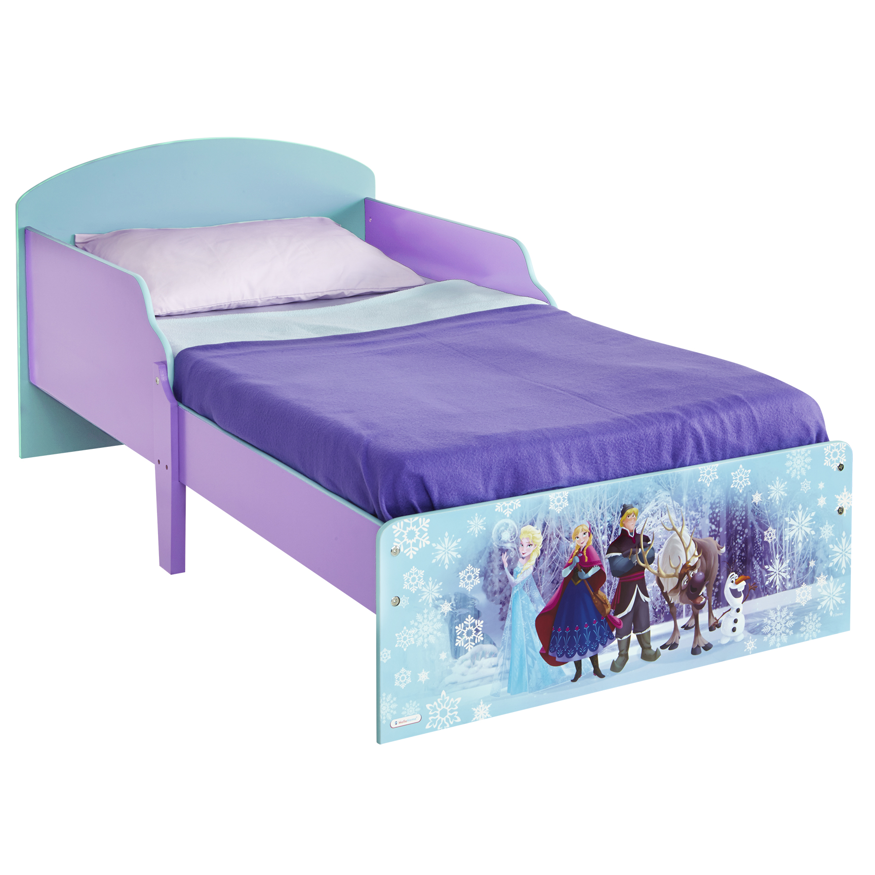 La collection reine des neiges for Photo de lit pour fille