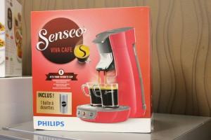 Appareils Multimédia : Image d'une machine à café Senseo
