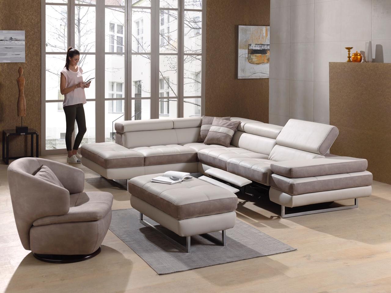 des moments de d tente uniques avec le canap spectrum. Black Bedroom Furniture Sets. Home Design Ideas
