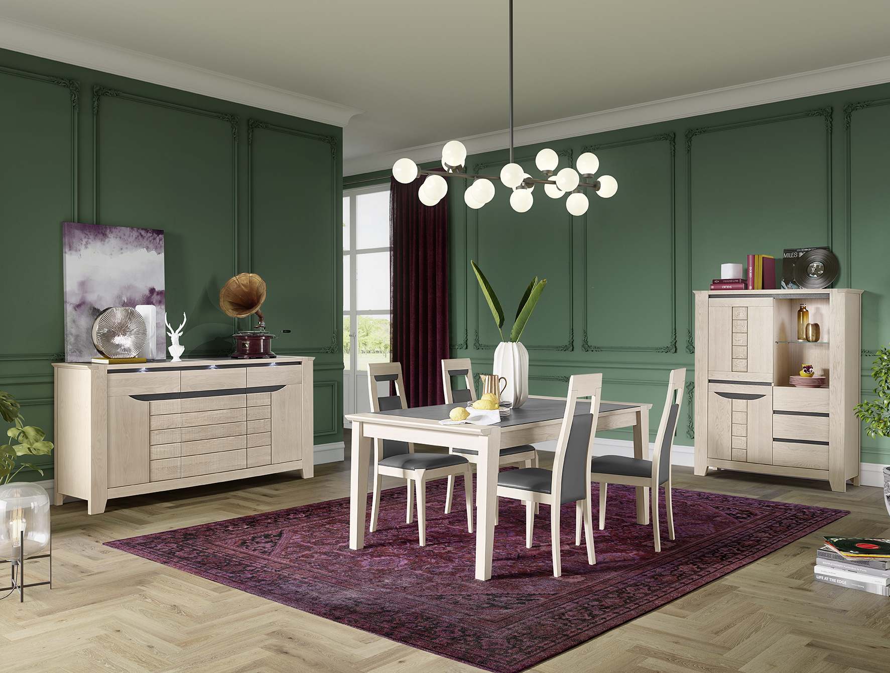 ne manquez pas la nouveaut de cacio la collection rialto. Black Bedroom Furniture Sets. Home Design Ideas