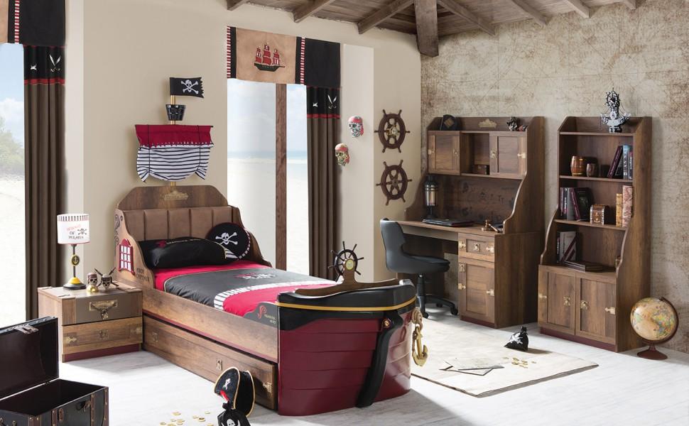 Chambre Pirate pour enfant