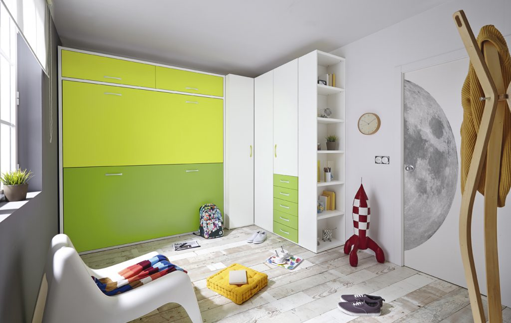 Chambre transformable adolescent