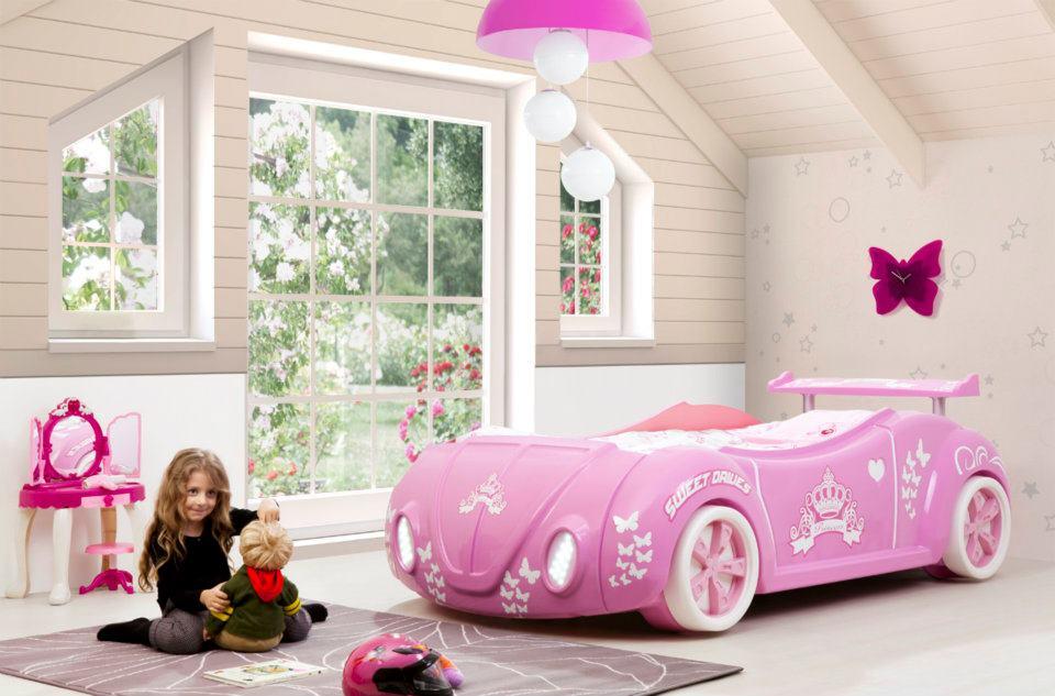 Chambre lit voiture